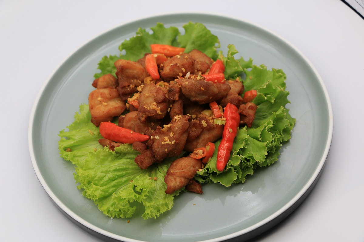 Ayam Goreng Cabe Rawit