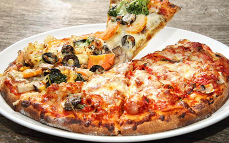 Pizza Dua Rasa