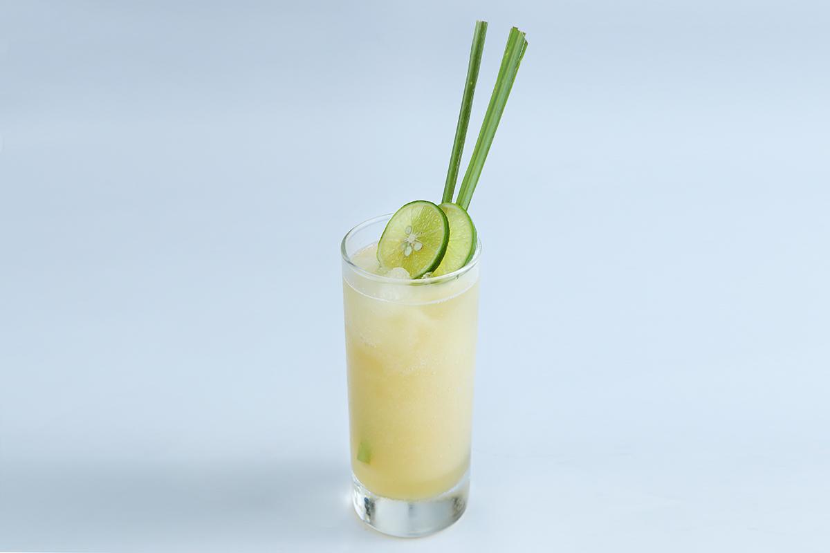 Honey Lime Frost