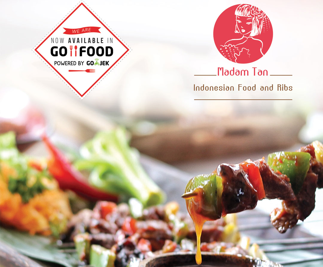 Madam Tan and Go-Food by Go-Jek