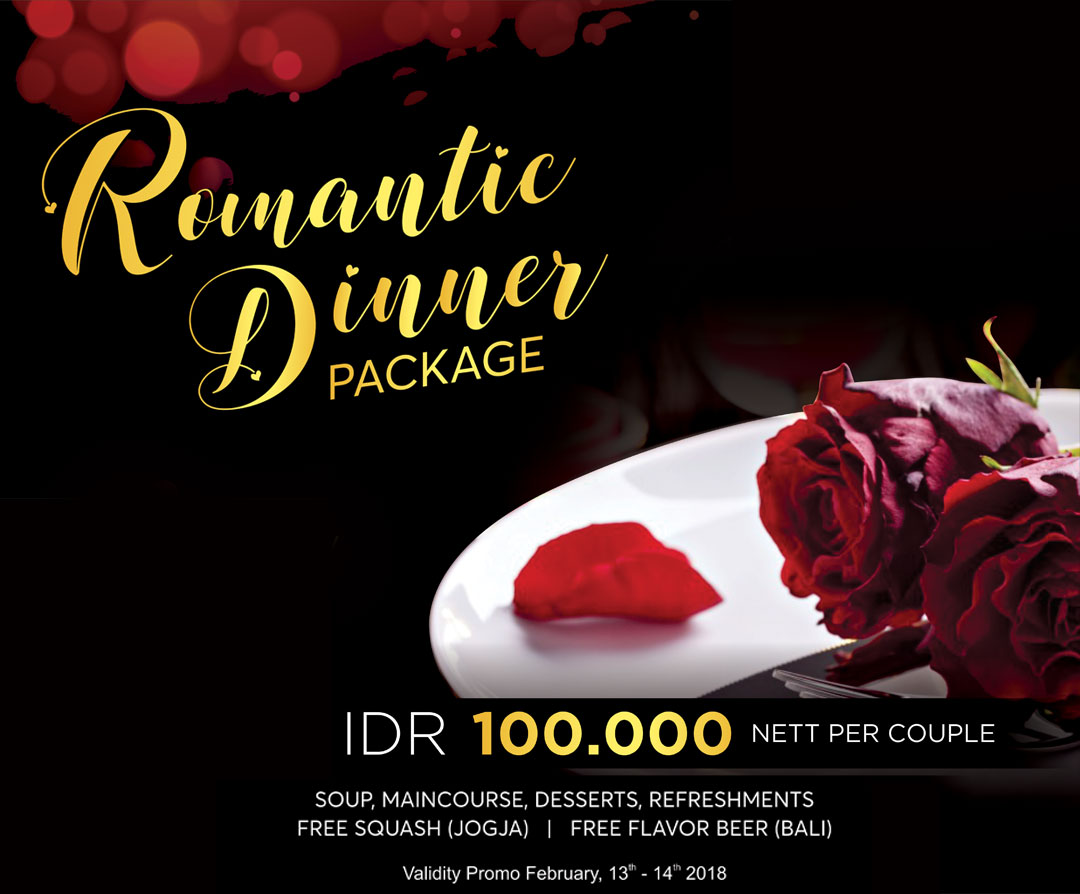 Romantic Dinner Package